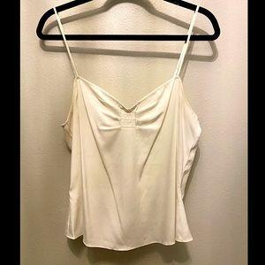 Diane vonFurstenberg silk tank